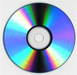 Thermal Printable CD